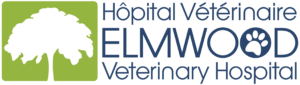 Logo of Elmwood Veterinary Hospital in Moncton, NB